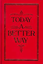 today a better way book