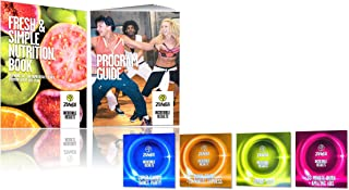 Zumba Incredible Results Weight Loss Dance Workout DVD System