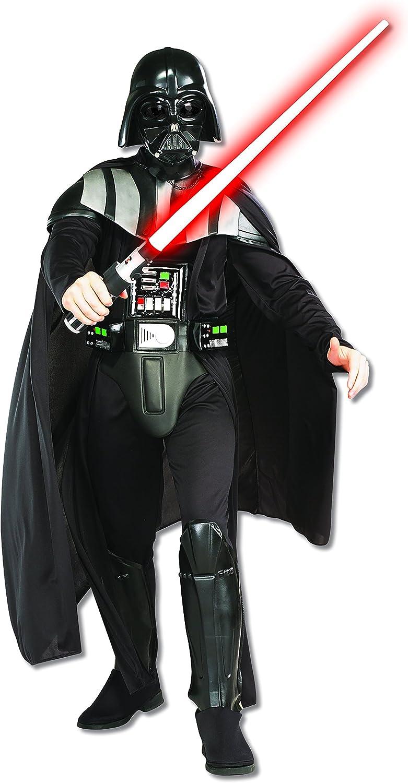 marcas en línea venta barata Rubies Disfraz Darth Darth Darth Vader Deluxe Ad 888107  calidad de primera clase