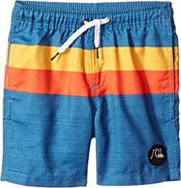 "Mystery Bus Volley 14"" Shorts (Toddler/Little Kids)"