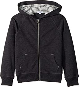 Always Washed French Terry Hoodie (Little Kids/Big Kids)