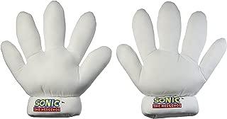 GE animación gran Oriental GE 8805Sonic el erizo de peluche de felpa guantes, 11