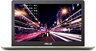 "ASUS VivoBook Pro 15 Touchscreen Laptop, 15.6"" 4K UHD, Intel Core i7-7700HQ, GeForce GTX 1050, 16GB RAM, 256GB SSD+1TB HDD, Backlit KB, Corel Painter Essentials 6, Windows 10 Home - N580VD-DS76T"