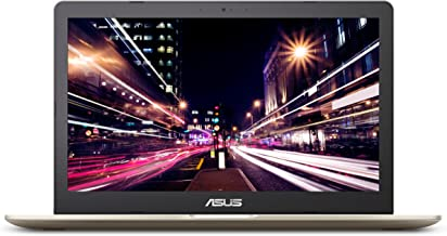 "ASUS VivoBook Pro 15 Touchscreen Laptop, 15.6"" 4K UHD, Intel Core i7-7700HQ, GeForce GTX 1050, 16GB RAM, 256GB SSD+1TB HDD"