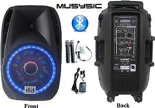 Professional 2000 Watts Portable 15
