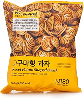 No Brand Sweet Potato Shaped Snacks, 300g