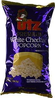 Utz Premium White Cheddar Popcorn, 6.5 Ounce (Pack of 12)
