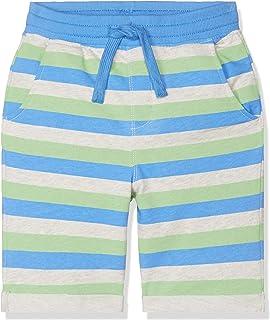 United Colors of Benetton Desenli Bermuda Sweat Şort Erkek çocuk Şort