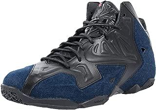 Nike Lebron XI EXT Denim QS [659509-004] Basketball Black/Navy