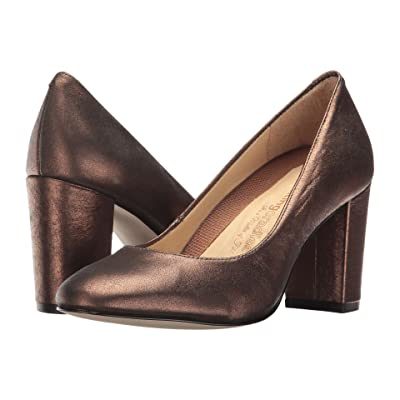 Walking Cradles Matisse (Bronze Dahlia) High Heels