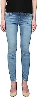 All�e Women's Premium Stretch Skinny Jeans