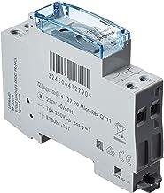Legrand 412790 MicroRex QT11 analoge tijdschakelaar met kwartsmotor
