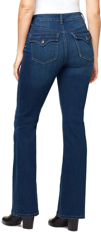Gloria Vanderbilt Women's Generation Midrise Kick Boot Cut Jean