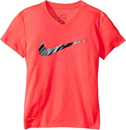 Nike Kids - Dry Wilder Swoosh Training T-Shirt (Little Kids/Big Kids)