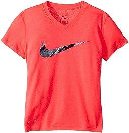 Nike Kids - Dry Wilder Swoosh Training T-Shirt (Little Kids/Big Kids)