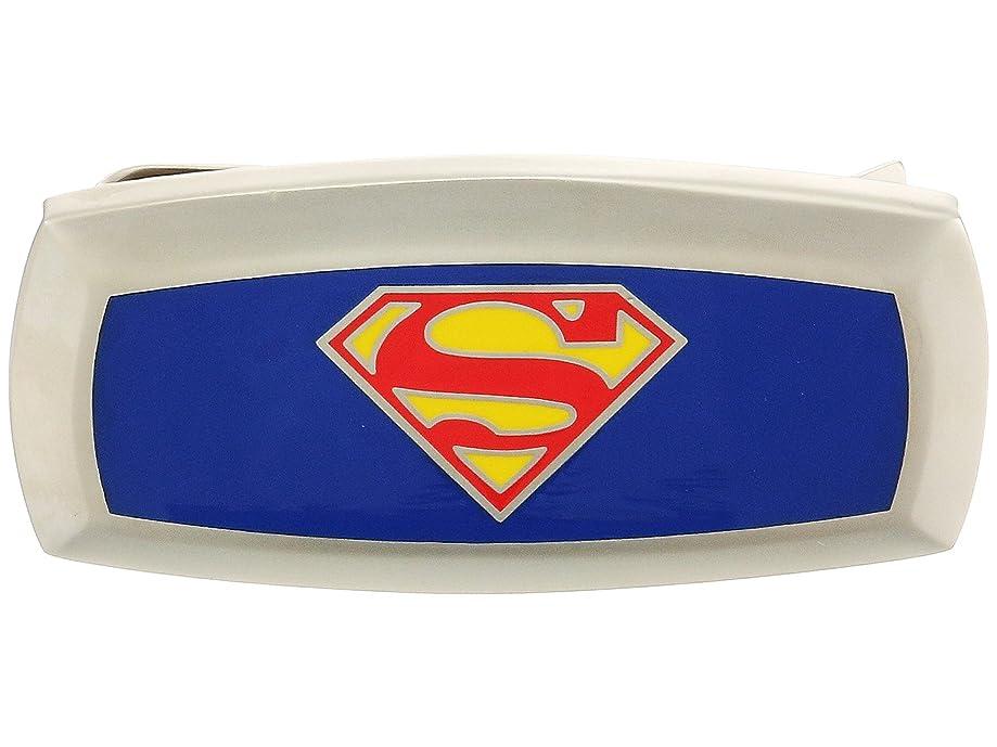 アセンブリ整理するアニメーション[カフリンクス] Cufflinks Inc. メンズ Superman Cushion Money Clip ウォレット [並行輸入品]