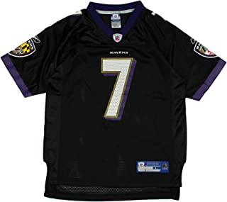 Baltimore Ravens Kyle Boller #7 NFL Youth Replica Jersey
