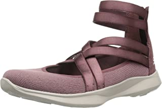 Skechers Women's Serene Dream Sneaker, Mauve, 9 M US