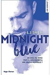 Midnight blue Format Kindle