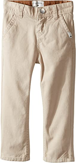 Everyday Chino Non-Denim Pants (Toddler/Little Kids)