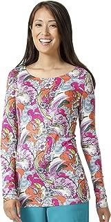 Vera Bradley Halo Collection Women's V2107 Coco Print Knit Layer Top