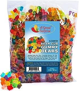 Best small gummy bears Reviews