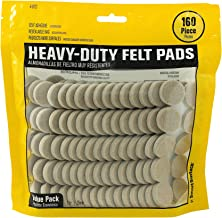 Best 1 inch felt pads Reviews