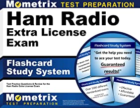 Ham Radio Extra License Exam Flashcard Study System: Ham Radio Test Practice Questions & Review for the Ham Radio Extra Class License Exam (Cards)