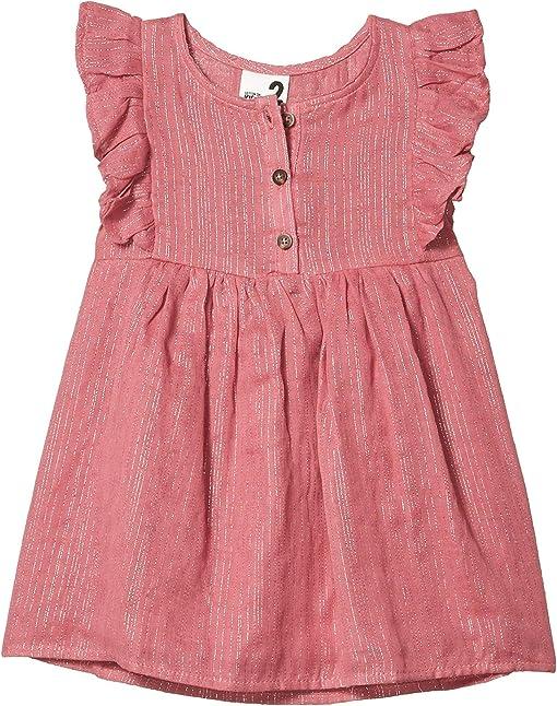 Very Berry/Pink Sparkle Stripe
