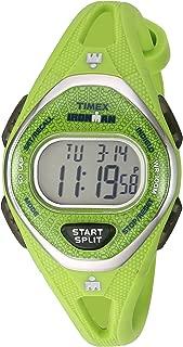 Mid-Size Ironman Sleek 50 Silicone Strap Watch