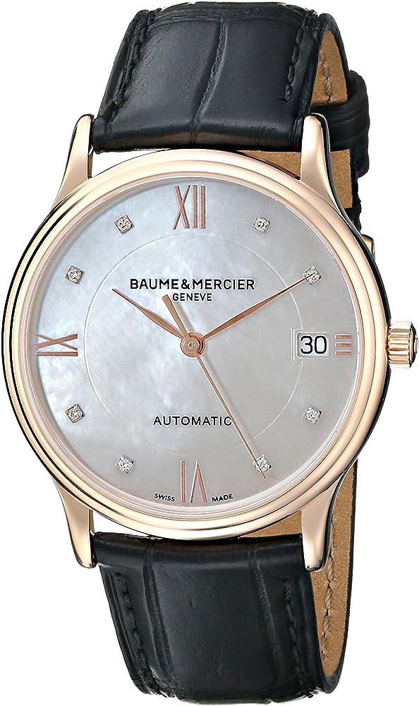 Baume & mercier orologio da uomo A10077