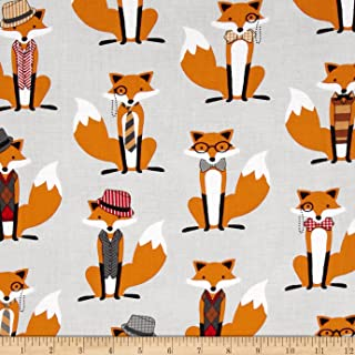 andie hanna fox fabric