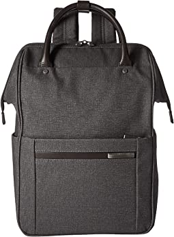 Kinzie Street - Framed Wide Mouth Backpack
