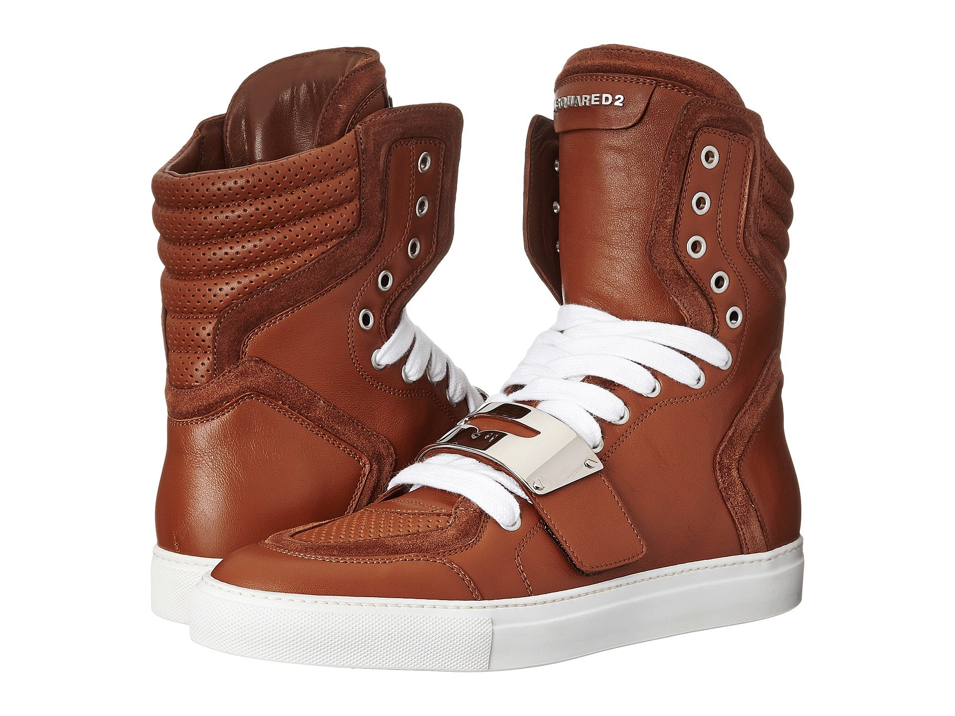 Cambridge High Top Sneaker DSQUARED2 PG2Fzhv5g