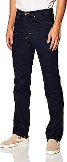 Wrangler 51936VF0233 Jeans para Hombre Slim Fit, Negro