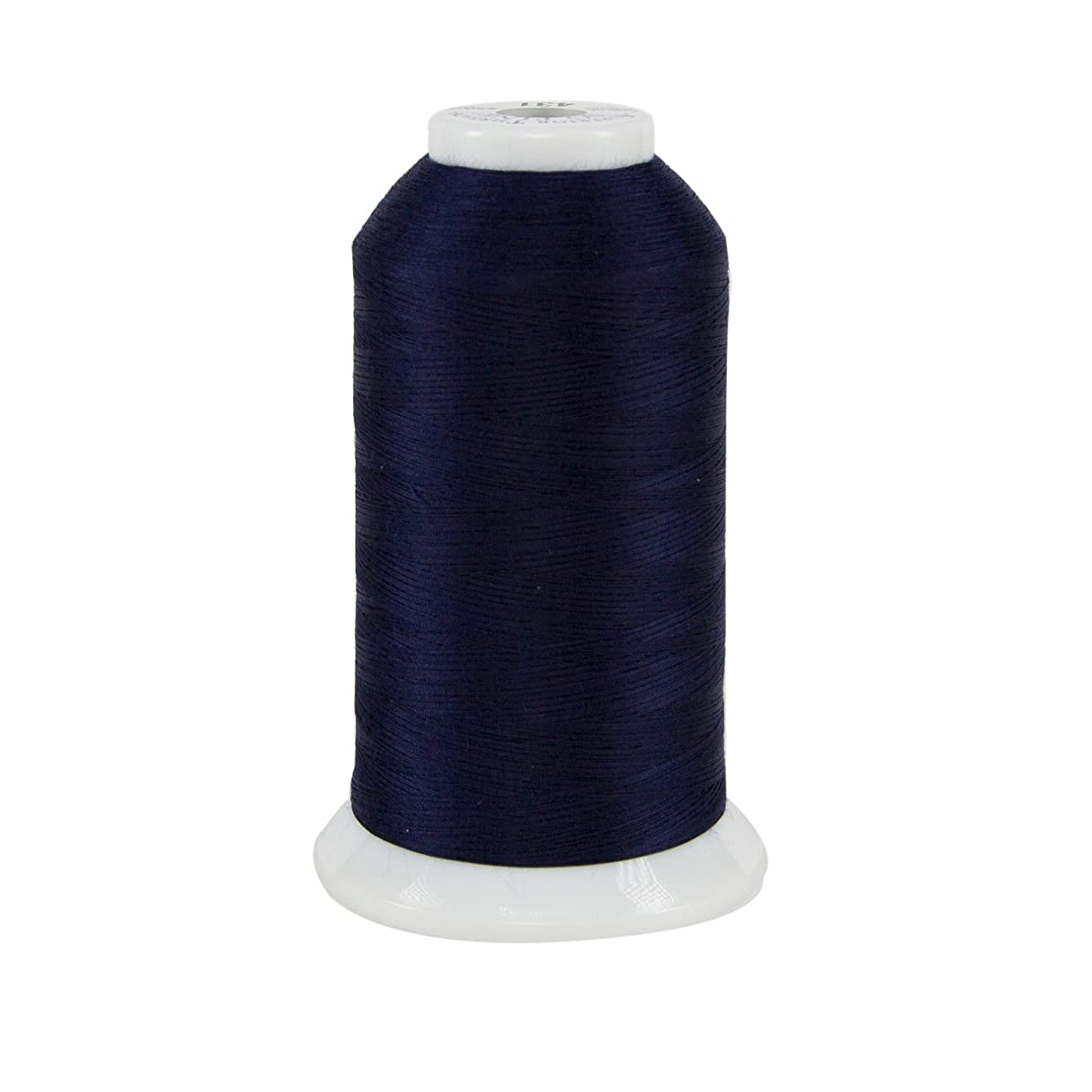 Superior Threads 11602-431 So Fine Navy 3-Ply 50W Polyester Thread, 3280 yd
