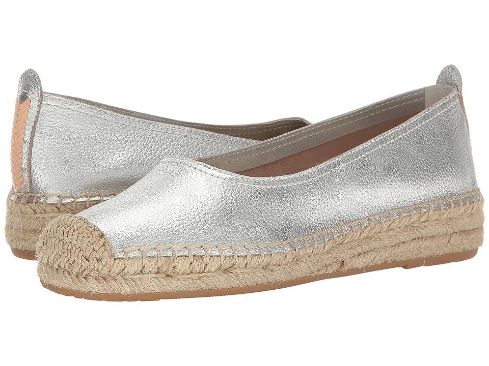 Dolce Vita Taya (Silver Leather) Women's Shoes