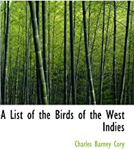 A List of the Birds of the West Indies