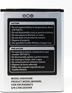World Star Replacement MHS900L Battery 2100mAh 3.8V for Ellipsis Jetpack MHS900L PP (2 Year Limited Warranty)