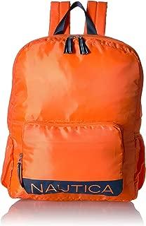 Nautica New Tack Zip Around Packable Backpack