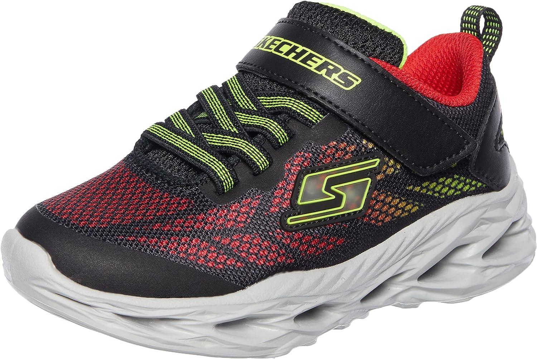 Fresno Mall Skechers Unisex-Child Luxury Sneaker Vortex-Flash