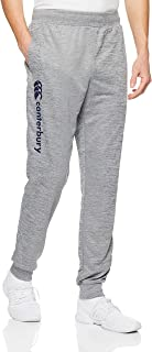 Canterbury Men's Tapered Fleece Cuff Pant, Static Marl, XL