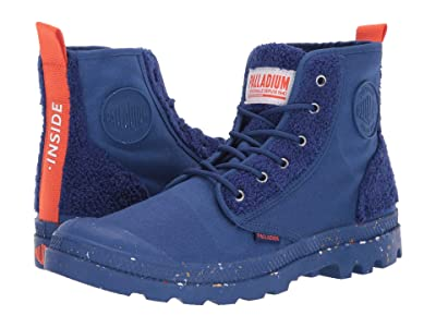 Palladium Pampa Pilou (Sodalite Blue) Shoes