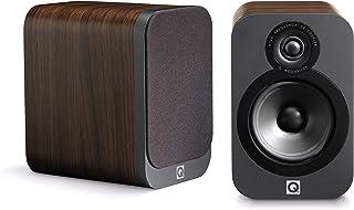 Q Acoustics 3020 书架音箱 核桃色