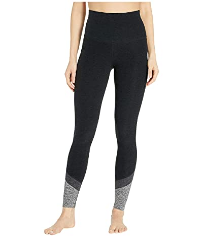 Beyond Yoga Spacedye Color in High-Waisted Long Leggings (Darkest Night) Women