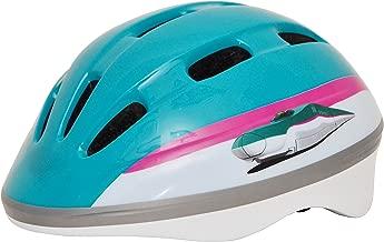 Kanack(カナック) キッズヘルメット 東北新幹線 E5系 はやぶさ グリーン H001_E5 (頭囲 50cm~56cm)