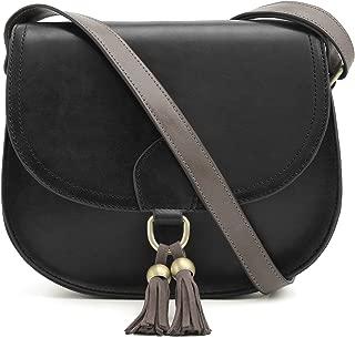 Best tignanello vintage leather rfid saddle bag Reviews