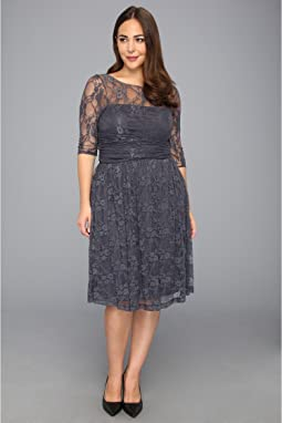 Kiyonna - Luna Lace Dress