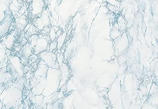 DC Fix 346-0121 Adhesive Film, Grey/Blue Marble