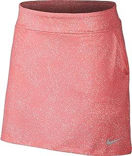 New Women DRI FIT Knit 16.5IN Spring Print Golf Skort